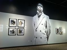 """Dandy Lion: Articulating a Re(de)fined Black Masculine Identity,"" Museum Exhibition Design, Exhibition Display, Exhibition Space, Design Museum, Dandy Style, Timeline Design, Museum Displays, Environmental Design, Display Design"