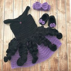Crochet Baby Costumes, Crochet Hats, Crochet Halloween Costume, Princess Photo, Halloween Disfraces, Newborn Photo Props, Costumes For Women, Arm Warmers, Crochet Projects