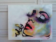 Stencil Art.
