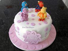 Backardigans cake