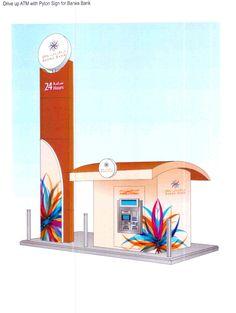 ATM 2D Design by RATHEESH K.RAM at Coroflot.com