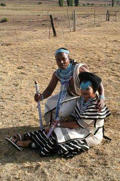 Xhosa Attire, African Attire, African Dress, African Outfits, African Beauty, African Fashion, Zulu Warrior, South African Weddings, African Design