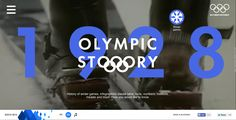 Check the Olympic Story (Winter Games). Find the history of winter games, infographics, medal table, facts, numbers, mascots, medals and much more you would like to know. http://www.olympicstory.com