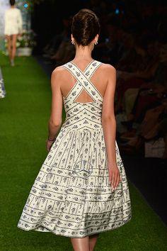 Mercedes-Benz Fashion Week Berlin - Focus On Fashion LENA HOSCHEK S/S 2014