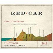 Red Car Estate Vineyard Pinot Noir 2012 | 93-pt WE ; 91-pt V