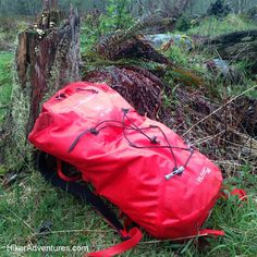 Arc'teryx Aplha FL 45 Ultralight Backpack