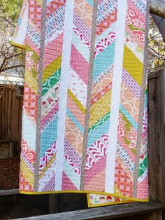 Finding Sweet Land: Scout Quilt