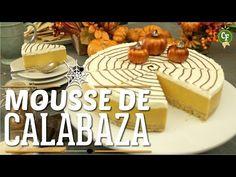 ¿Cómo preparar Mousse de Calabaza con Telaraña? - Cocina Fresca - YouTube