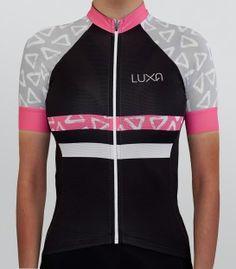 Women's Luxa Candy Avenue cycling jersey