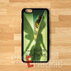 Tinkerbell's Pixie Quote - FF3z, Peter Pan, Tinkerbell, Quote, Disney, Pixie
