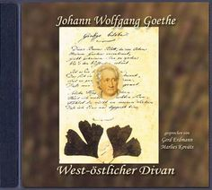West-Östlicher Divan gedichten op CD gesproken