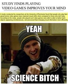 Look at Gamers Now