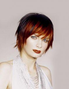 ladies-colour-short-hairstyle-hair-cut-new-year Hunter Village Drive, Irmo, South Carolina