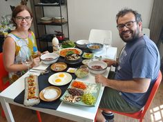 Explore Local Markets and Korean Cooking Class with a Foodie in Busan(Zhagalchi and Bupyeong market) - Book Online - Cookly Gourmet Recipes, Vegetarian Recipes, Healthy Recipes, Gimbap Recipe, Ginseng Chicken Soup, Cooking In The Classroom, Porridge Recipes, Smoked Ham, Bulgogi