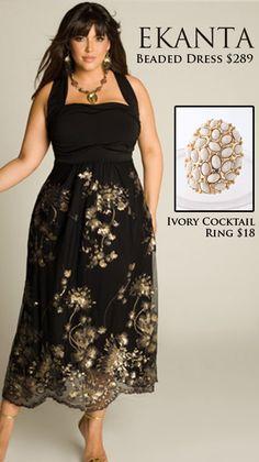 Plus size party dresses | Plus Size Party Wear | Pinterest
