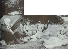 Foto aus dem Look-In Magazin