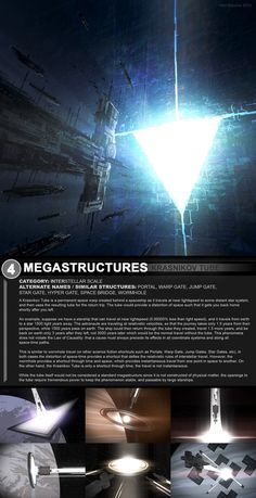 Megastructures 4 Krasnikov Tube Design Packet by https://www.deviantart.com/artofsoulburn on @DeviantArt