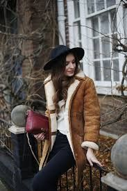 Image result for vintage sheepskin coat