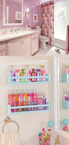 Pin On Teen Girls Bathroom Decor Girls Unicorn Bathroom In 2019 Girl Bathrooms Girl 15 Best Images About Turquoise Room Decorations Girls Kids Bathroom Decor Ti Girl Bathroom Decor, Bathroom Kids, Paint Bathroom, Modern Bathroom, Simple Bathroom, Minimalist Bathroom, Kids Bath, Bathroom Curtains, Bathroom Interior