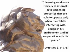 This is true for children AND for adult learners