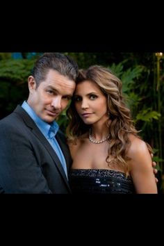 When TV Show Worlds Collide - James Marsters (Buffy/Angel) and Charisma Carpenter (Buffy/Angel) on Supernatural (:
