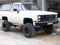Chevrolet Blazer K5 #1