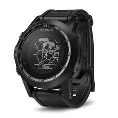 Garmin Tactical GPS Navigation Watch -Designed to be a trusted assistant in the wilderness, the Garmin Tactix offers a wide range of functions packed in small, wristwatch shaped, package.