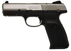 The Ruger SR9...first handgun I purchased. #ruger