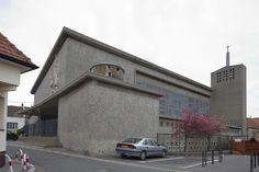Etaples Saint Michel, Kirchen, France, Architecture, Nun, Tops, Arquitetura, Architecture Illustrations, Architects