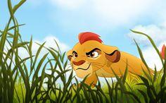 Disney Announces LION KING Spin-off, THE LION GUARD