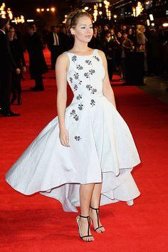 'The Hunger Games: Mockingjay Part 1' Red Carpet - Elle