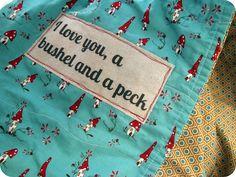 love song blanket