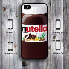 Nutella Case | 11 Phone Cases For The Food Obsessed