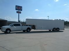 Thank you goes out to Texas Casing Supply in Dallas, TX for their purchase of this 24' Cargo trailer from Buddy Maxwell at Gulf Coast 4-Star Trailer Sales!! 877.543.0733