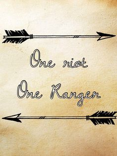 Ranger's Apprentice