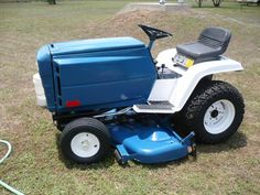 140 Best Ford Garden Tractors images in 2018   Ford tractors, Tractor, Lawn tractors