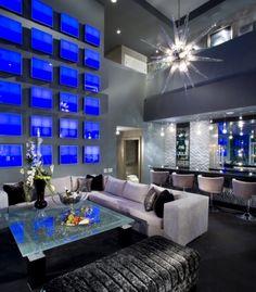 Las vegas penthouse-Tower Suite at the Top of Sky Las vegas on the Strip