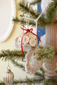 DIY Christmas Ornament Blog Hop