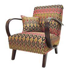 Redesign Halabala chair www.banannachair.store