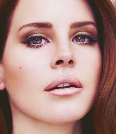 LANA DEL REY,flawless makeup #pretty