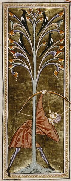 Medieval Bestiary : Magpie Gallery