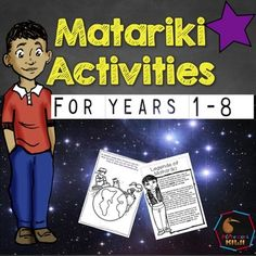 Looking+for+easy+to+use+Matariki+resources?+Want+something+you+can+mix+and+match?+****click+preview+for+a+look****Have+a+look+here:4+Reading+comprehensions+Suitable+for++independent+reading+for+Gold+readers+plus+or+suitable+for+shared+reading.Songs+Twinkle,+twinkle+little+star+in+Maori+and+'Nga+Whetu+o+Matariki'+,+a+song+about+the+names+of+the+Maori+stars. Maori Art, Independent Reading, Shared Reading, Little Star, Learning Resources, Reading Comprehension, Twinkle Twinkle, Kids And Parenting, New Zealand