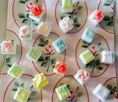 角砂糖 アイシング Sugar cube X icing