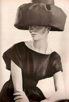 Tilly Tizzani, Vogue July 1962