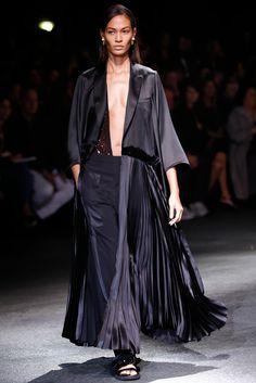 Paris Fashion 2014 | Givenchy Spring / Summer 2014 at Paris Fashion Week by Riccardo Tisci ...