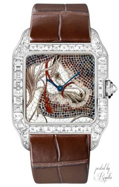 Regilla ⚜ Cartier for 2014 the year of the horse