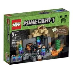 NEW LEGO Minecraft Sets On Amazon  Review