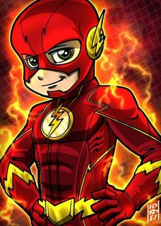Future Flash by Lord mesa art Flash Characters, Chibi Characters, Lord Mesa Art, Flash Drawing, Flash Tv Series, Really Cool Drawings, Flash Comics, Flash Barry Allen, Flash Wallpaper