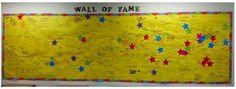 Wall of Fame Idea
