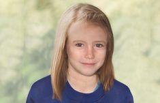 Age-progression image: Madeleine aged 9